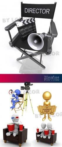 Фото Сток - Кино (Movies)