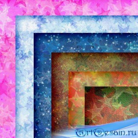 Фоны для фотошопа звездное небо фоны