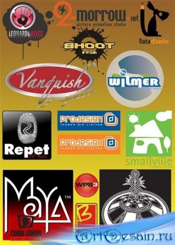 Наиболее удачные логотипы со всего мира