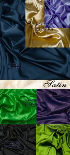 Stock Photo - Satin