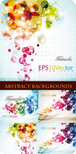 Abstract Backgrounds - Stock Vectors 4