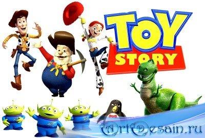 Psd исходники история игрушек