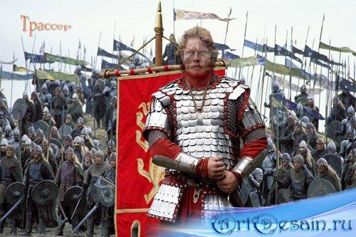 Шаблон мужской  – Викинг