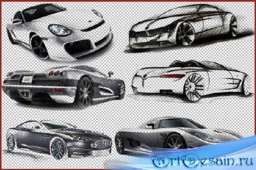 Клипарт - Машины