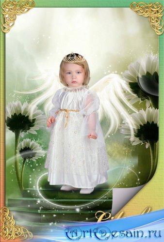 Детский костюм - Ангелочек