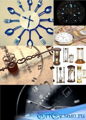Клипарт - Его величество Время