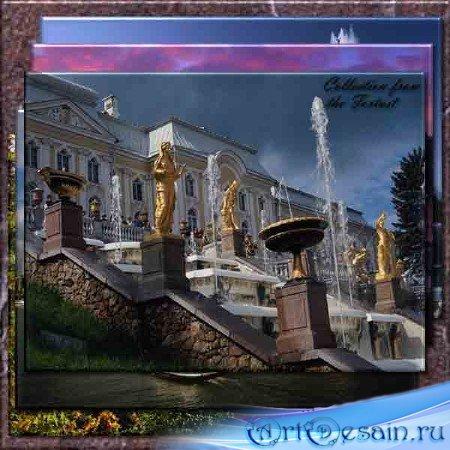 Коллекция обоев - красивые городские пейзажи - Часть 06