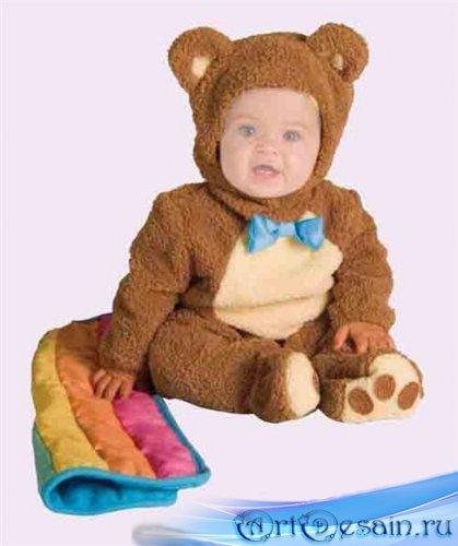 Шаблон - Детский костюм