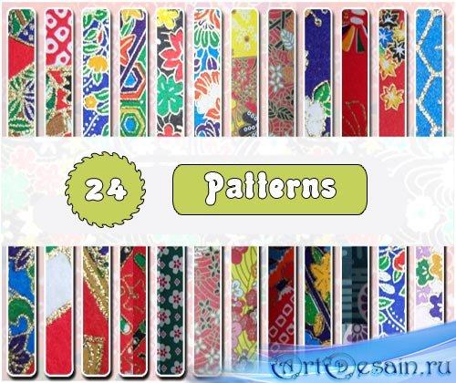 Разные цветочные текстуры 3