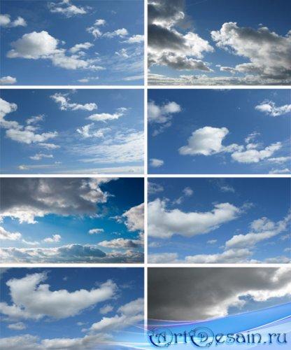 Фоны небо и облака