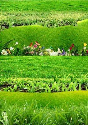 PSD сходники для photoshop трава