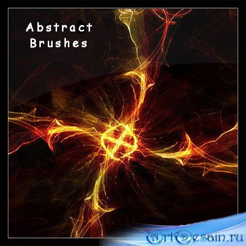 Абстрактные кисти