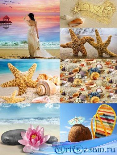 Обои - А на море белый песок