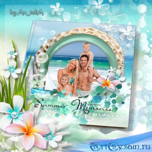 Летняя фотокнига- Summer memories