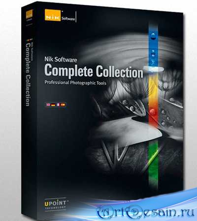 Nik Software Complete Collection Plug-ins 2012