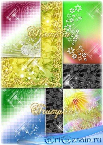 Фоны разные – Перламутр, мозаика, абстракция