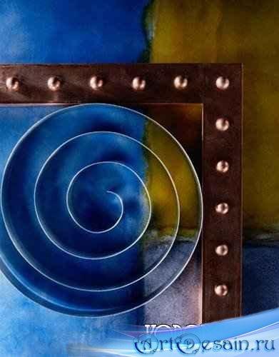 Клипарт - Геометрия металла