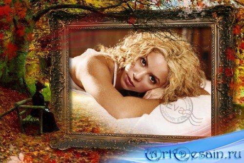 Рамочка для photoshop - Сердце будет ждать тебя