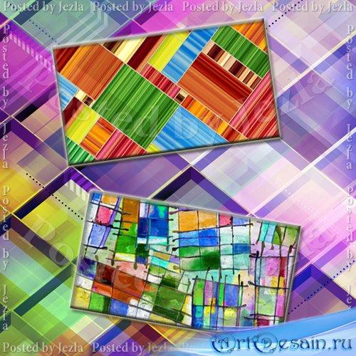 PSD Исходники - Мозаика (Mosaic)