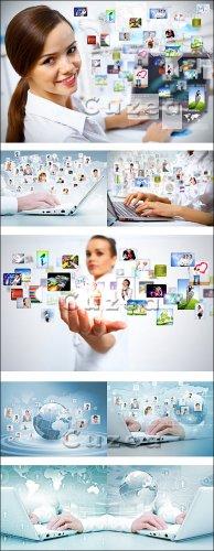 Современные технологии | Modern technologies - Stock photo