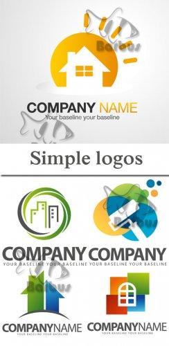 Simple logos / Простые логотипы