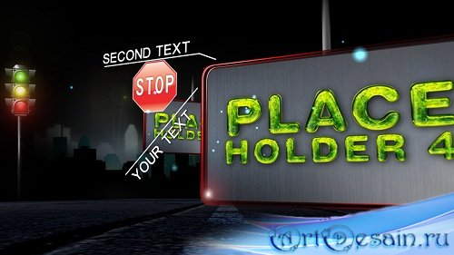 Street Lights - Project for After Effects (VideoHive)