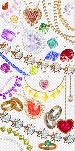 золотое кольцо с бриллиантом transparent background PNG cliparts ... | 500x251