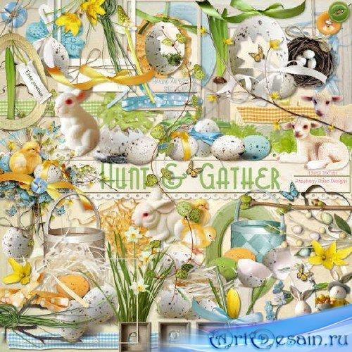 Набор для скрапбукинга - Hunt and Gather