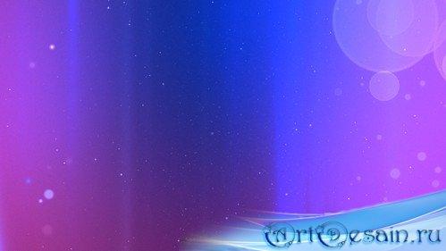 HD В фиолетовых тонах
