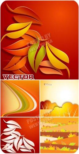 Осенние листья / Autumn leaves - vector stock