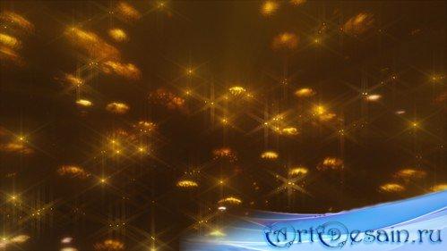 HD Золотое свечение