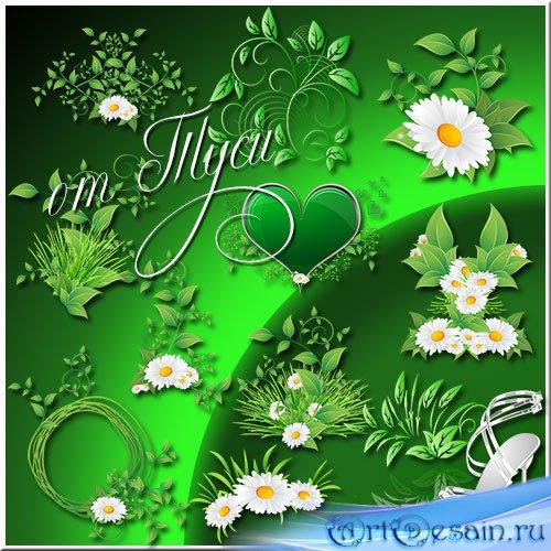 Клипарт - Опять пришла весна