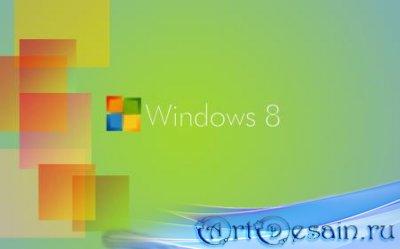 Красивые фоны для оформления рабочего стола операционной системы