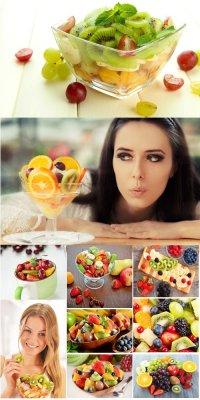Прекрасное фруктово-ягодное разнообразие