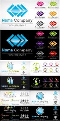 Векторные логотипы для ваших работ