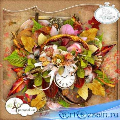 Осенний скрап-комплект - Прекрасная осень