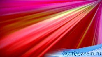 Футаж - Световые лучи