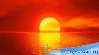 Футаж - Морской пейзаж