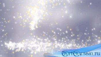 Футаж - Волшебная пыль