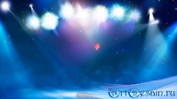 Футаж - Полёт конфетти / Main Event