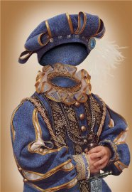 Шаблон для мальчиков – Принц с мечом
