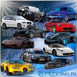 Клипарт - Легковые автомобили