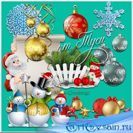 Праздничные поздравления - Клипарт
