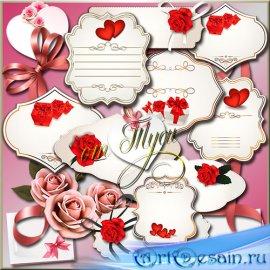 Романтические приглашения / A romantic invitation
