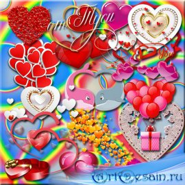 Clipart - Life is made of the finest moments