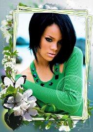 Рамочка для фото - Весенний ароматный первоцвет