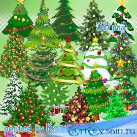 Зимний клипарт png на прозрачном фоне для дизайна - Новогодние , рождествен ...