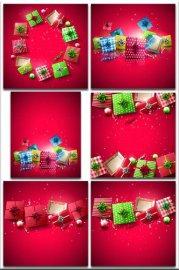 Новогодние фоны. Часть 2 / Christmas backgrounds. Part 2